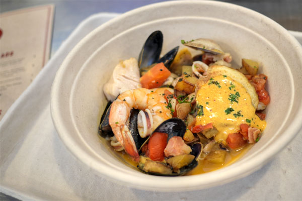 Seattle Fish Stew
