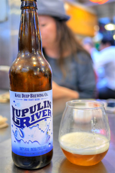 2015 Knee Deep Brewing Lupulin River