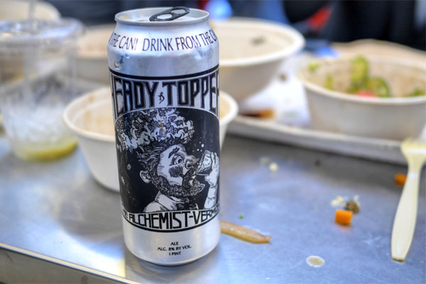 2014 The Alchemist Heady Topper