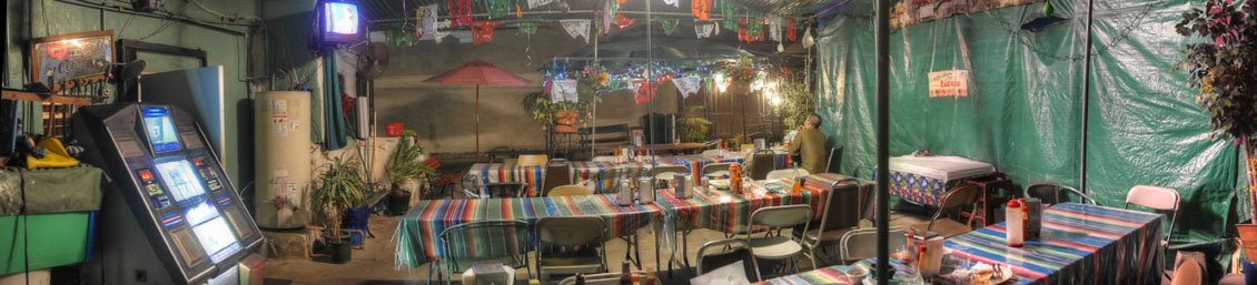 El Sarape Dining Patio