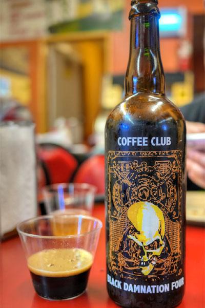 2012 De Struise Black Damnation IV - Coffee Club
