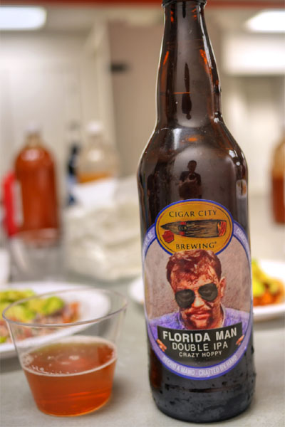 2015 Cigar City Florida Man