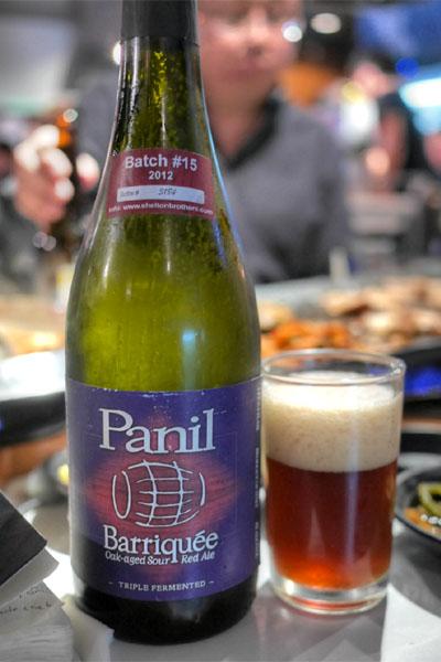 2012 Panil Barriquée