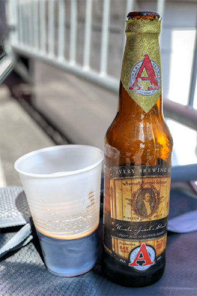 2013 Avery Uncle Jacob's Stout