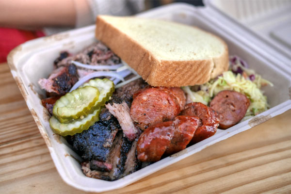 The BBQ Plate