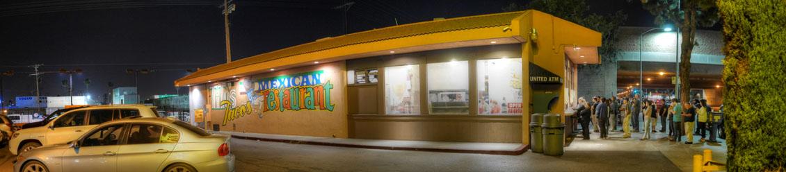 Tito's Tacos Exterior