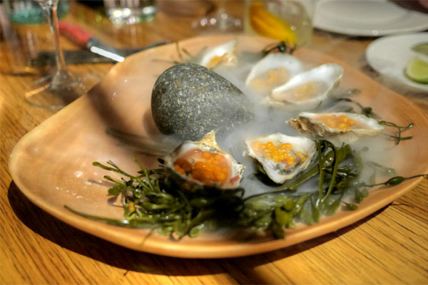 Chelsea Gem Oysters