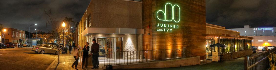 Juniper & Ivy Exterior