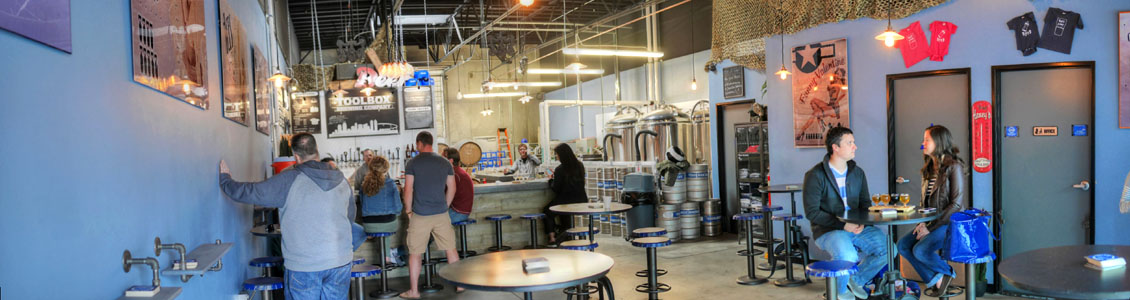 Toolbox Brewing Company Tasting Room
