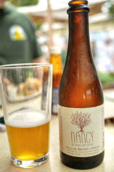 2014 Allagash Nancy