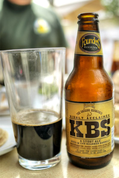 2010 Founders KBS (Kentucky Breakfast Stout)