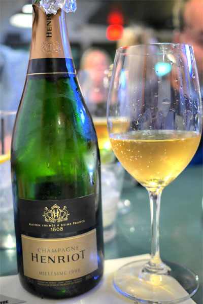 1996 Henriot Champagne Brut Millésimé