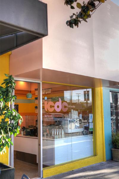 ICDC Exterior