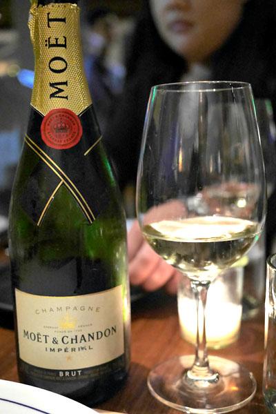 NV Moët & Chandon Champagne Brut Impérial