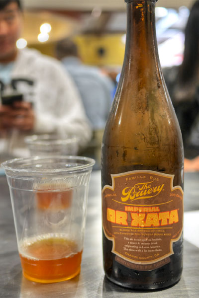 2015 The Bruery Imperial Or Xata