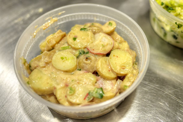 Chipotle Potato Salad