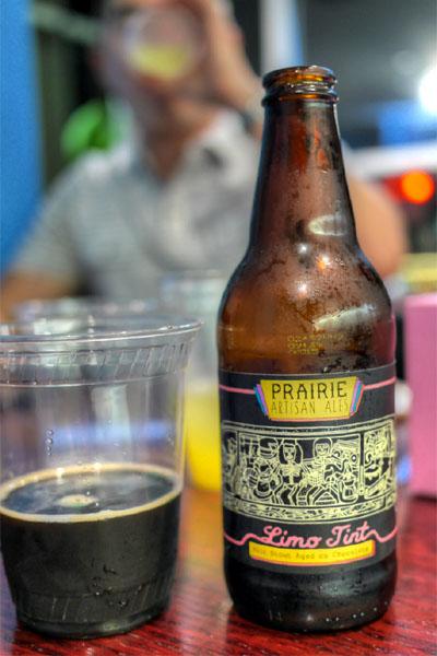 2015 Prairie Limo Tint