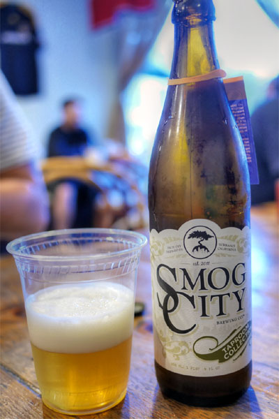 2015 Smog City Kumquat Saison