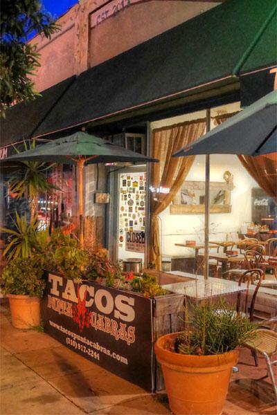 Tacos Punta Cabras Exterior