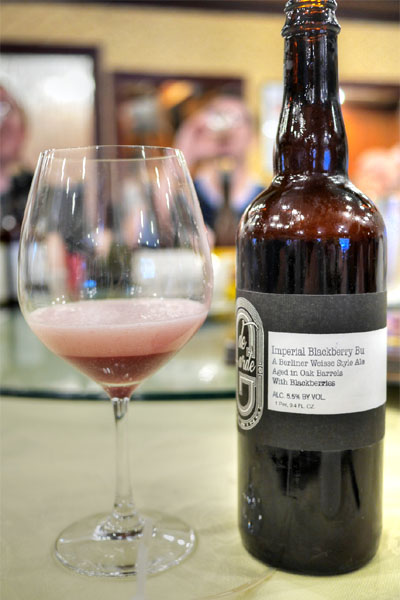 De Garde Imperial Blackberry Bu
