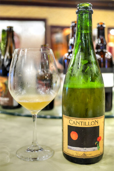 2014 Cantillon Fou' Foune