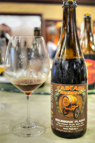 2011 Cascade Bourbonic Plague