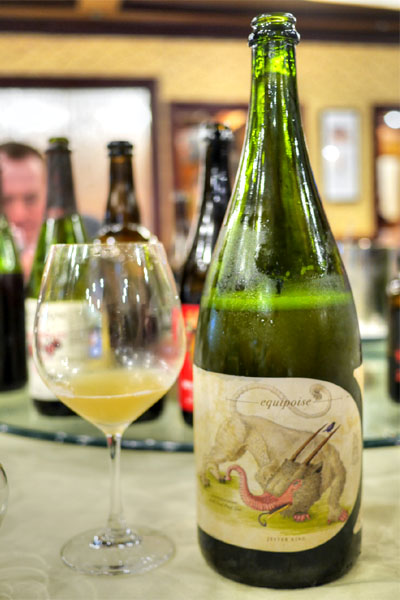 2014 Jester King Equipoise