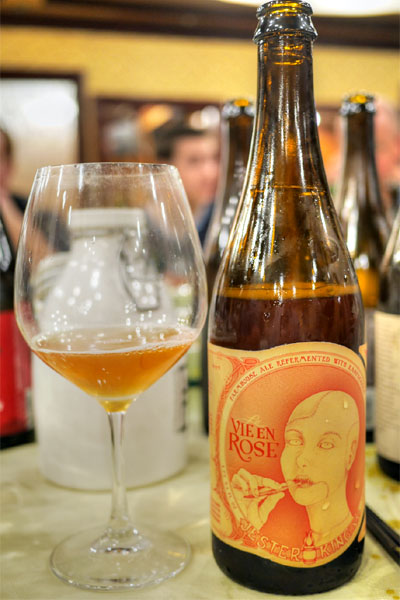 2014 Jester King Vie en Rose