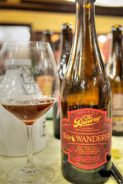 2013 The Bruery Wanderer