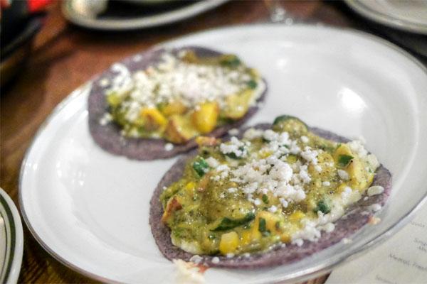 Calabacitas Tacos