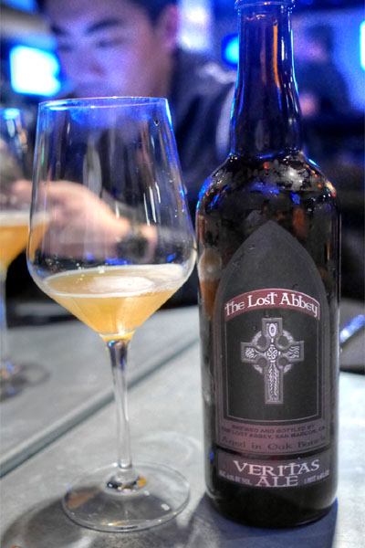 2015 The Lost Abbey Veritas 015