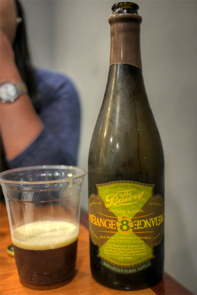 2013 The Bruery Melange No. 8