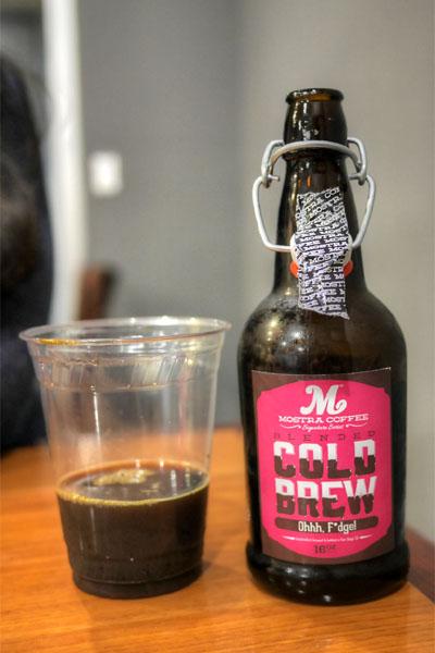 Mostra Coffee Cold Brew Ohhh F*dge