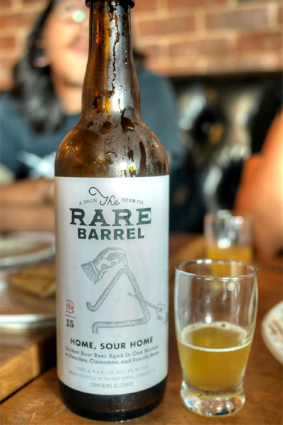 2015 The Rare Barrel Home, Sour Home