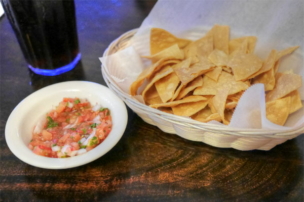 Chips 'n' Salsa