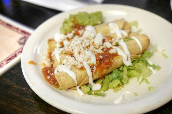 Taquitos de Potato & Manchego Cheese [$4.25] | 3 Per Order with ...