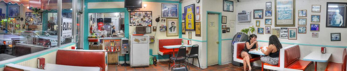 Arturo's Puffy Taco Interior