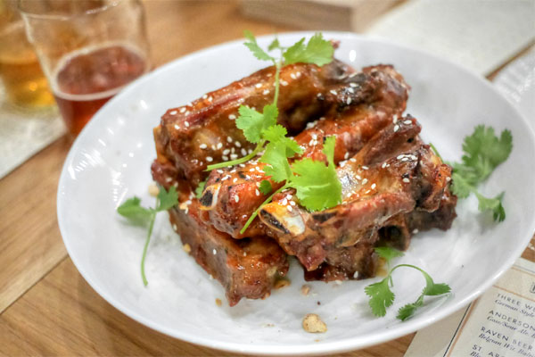 Sweet & Sticky Ribs