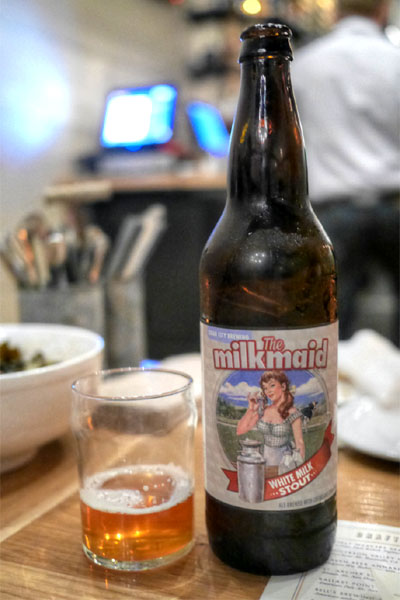 2015 Cigar City / Hardywood Park Milk Maid