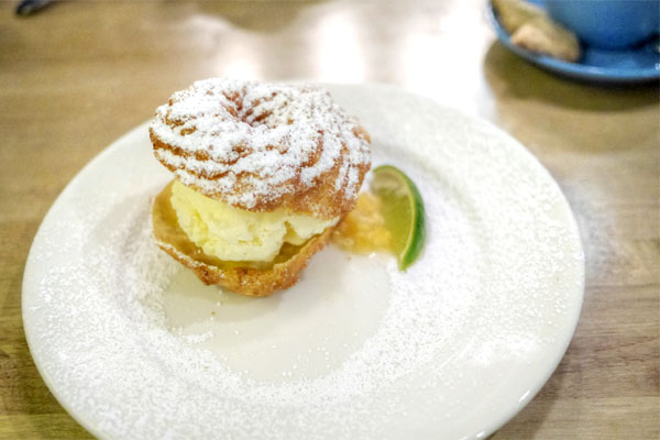 Deep Fried Paris-Brest