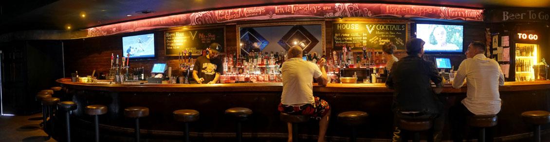 Verdugo Bar Interior