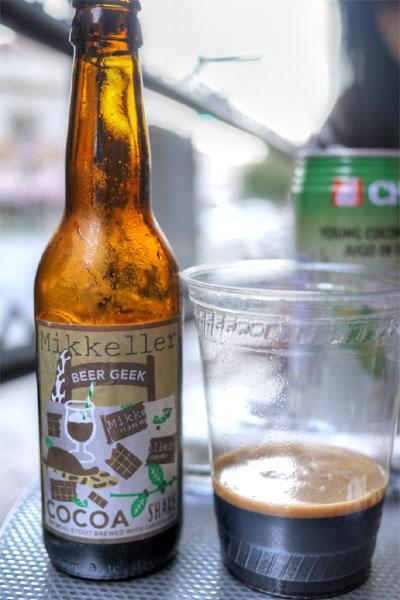 2014 Mikkeller Beer Geek Cocoa Shake
