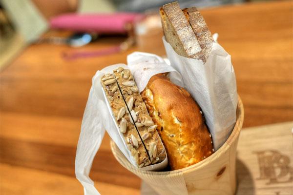 BierBeisl Imbiss Breads