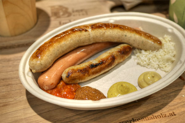 Grillwurst / Frankfurter 'Franks' / Nürnberger