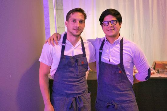 Pastry Chef Ivan Marquez & Short Cake Team