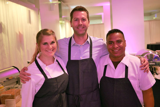 Executive Assistant Ronnie Pessin & The District by Hannah An Team