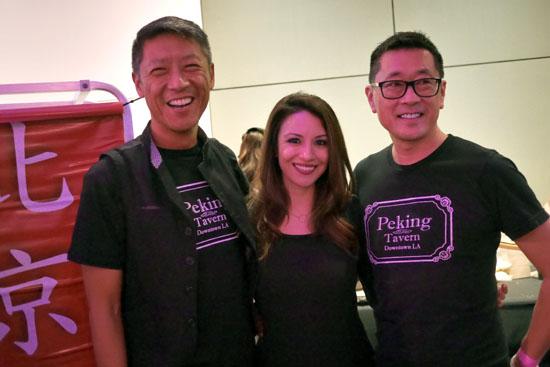Andrew Chiu, Andrew Wong & Peking Tavern Team
