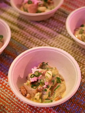 Ceviche Kokoda