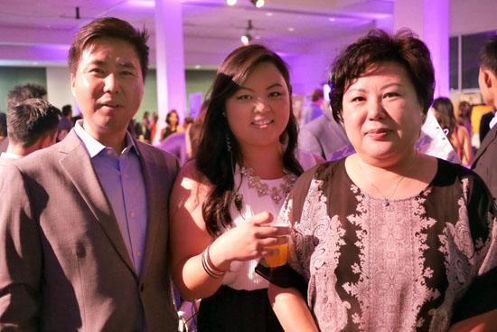 James, Tuyet Nguyen, Sunny