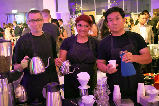 Cognoscenti Coffee Team